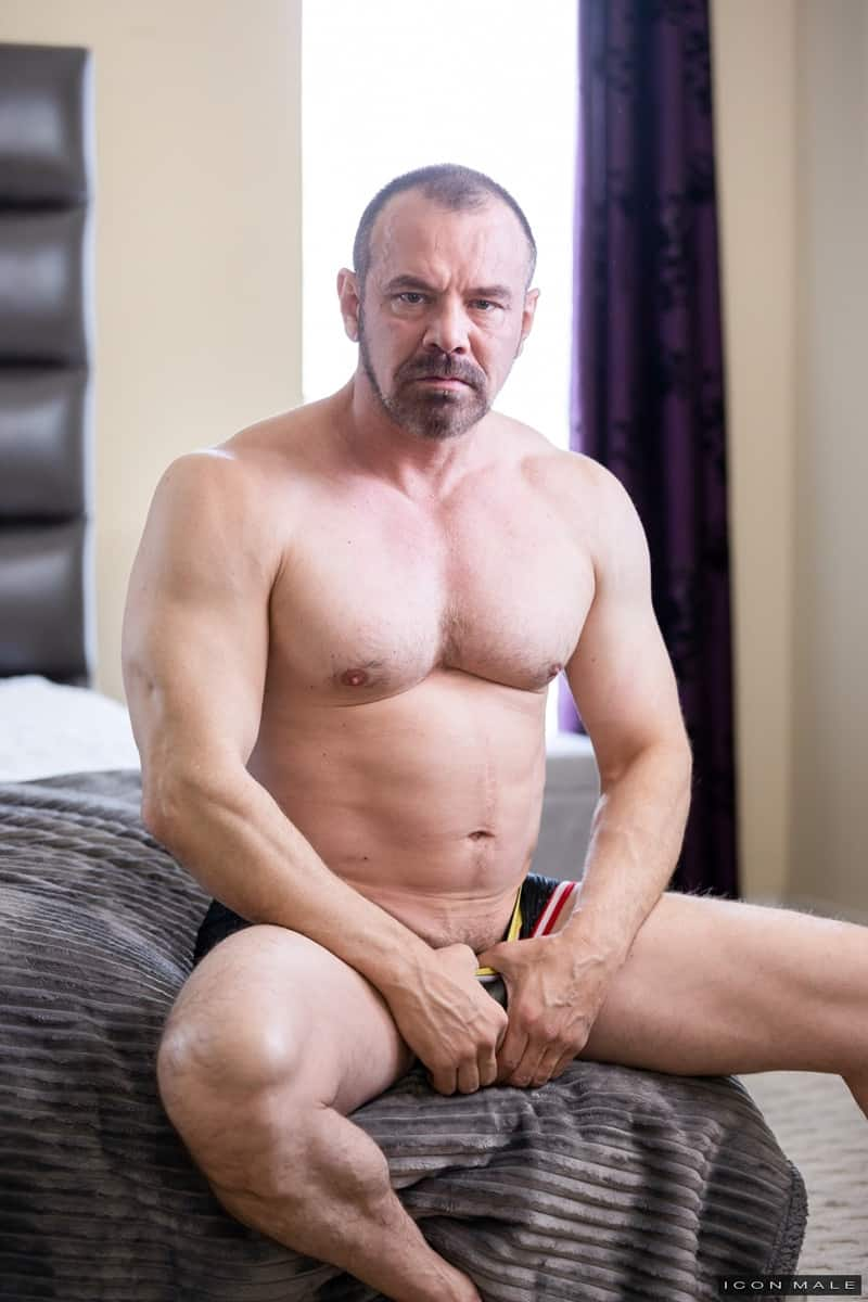 Men for Men Blog IconMale-older-guy-Max-Sargent-younger-Casey-Everett-sexy-bubble-butt-asshole-ass-rimming-cocksucker-025-gay-porn-pictures-gallery Young sexy stud Casey Everett's tight bubble butt fucked hard by older gent Max Sargent big daddy cock Icon Male