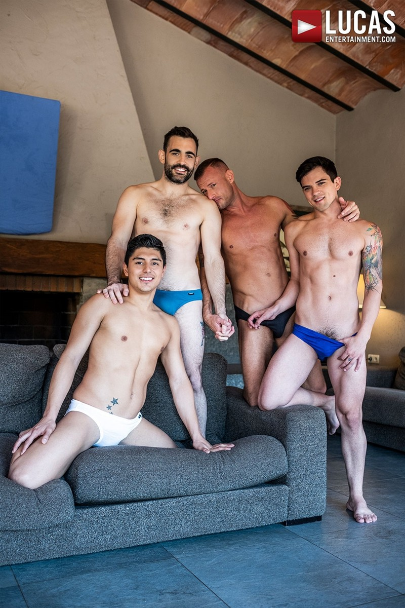 Men for Men Blog Gay-Porn-Pics-005-Dakota-Payne-Ken-Summers-Logan-Rogue-Max-Arion-Hardcore-ass-fucking-orgy-LucasEntertainment Hardcore ass fucking orgy with Dakota Payne, Ken Summers, Logan Rogue and Max Arion Lucas Entertainment
