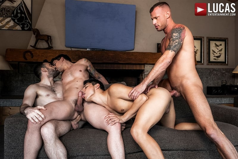 Men for Men Blog Gay-Porn-Pics-020-Dakota-Payne-Ken-Summers-Logan-Rogue-Max-Arion-Hardcore-ass-fucking-orgy-LucasEntertainment Hardcore ass fucking orgy with Dakota Payne, Ken Summers, Logan Rogue and Max Arion Lucas Entertainment