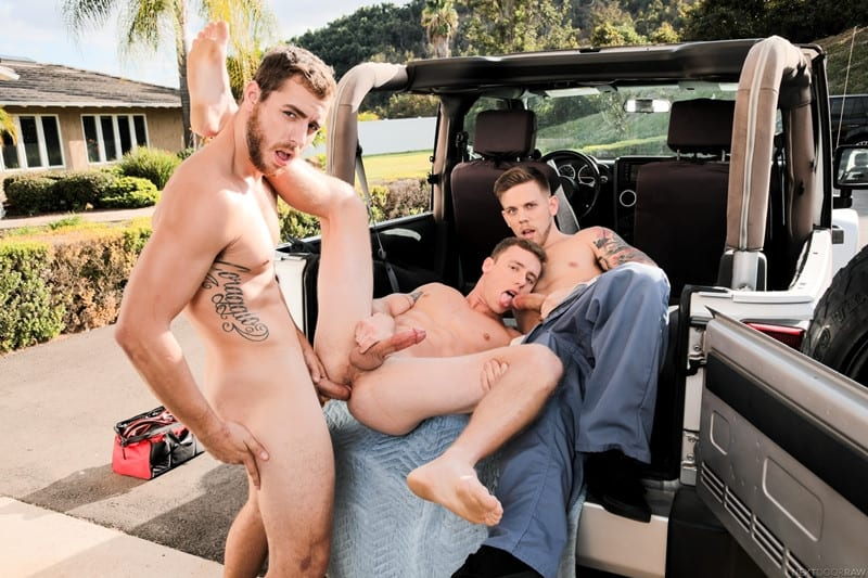 Men for Men Blog Gay-Porn-Pics-009-Carter-Woods-Justin-Matthews-Steve-Rickz-Hardcore-ass-fucking-orgy-NextDoorStudios Hardcore ass fucking orgy with Carter Woods, Justin Matthews and Steve Rickz Next Door Studios Next Door World