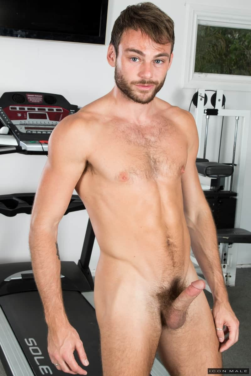 Hottie threesome Max Adonis Colby Tucker Zaddy train chain ass fucking IconMale 005 Gay Porn Pics - Hottie threesome Max Adonis, Colby Tucker and Zaddy train chain ass fucking