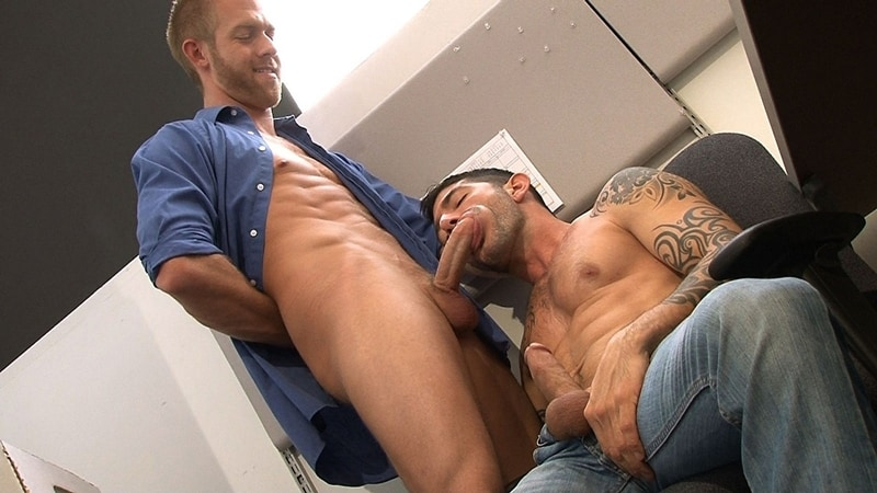 Hard Up with Christopher Daniels, Devin Adams, Johnny Hazzard, Spencer Reed, Tristan Jaxx