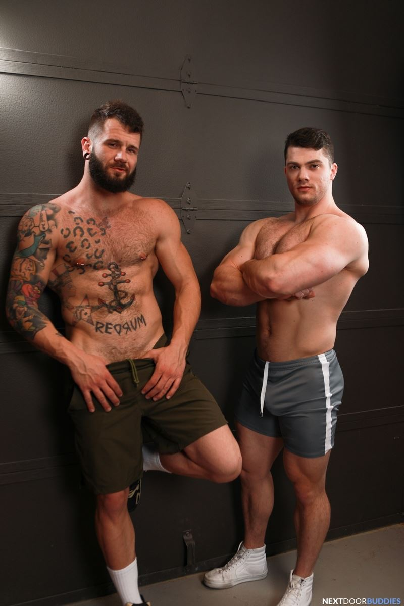 Big muscle dudes Johnny Hill Collin Simpson hardcore gay anal ass fucking 010 gay porn pics - Big muscle dudes Johnny Hill and Collin Simpson hardcore gay anal ass fucking