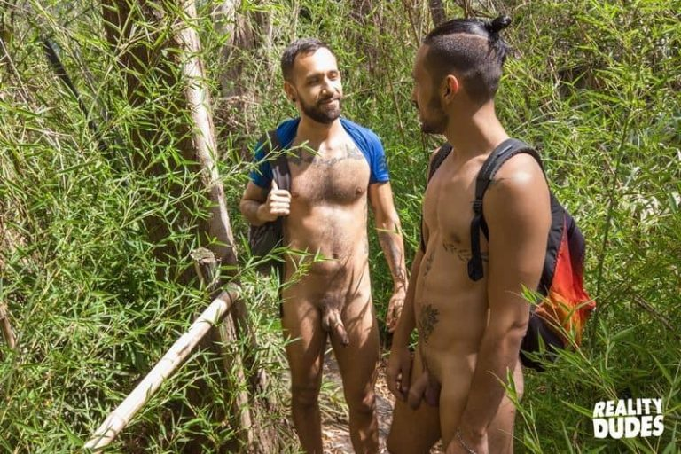 Dudes In Public 68 Behind The Shed with Milo and Julio 001 gay porn pics 768x512 - Dudes In Public 68 Behind The Shed with Milo and Julio