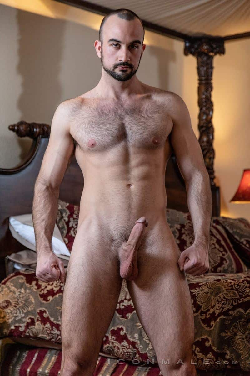 Hairy muscle dudes Mason Lear Ricky Larkin big thick dick anal fucking 006 gay porn pics - Hairy muscle dudes Mason Lear and Ricky Larkin big thick dick anal fucking