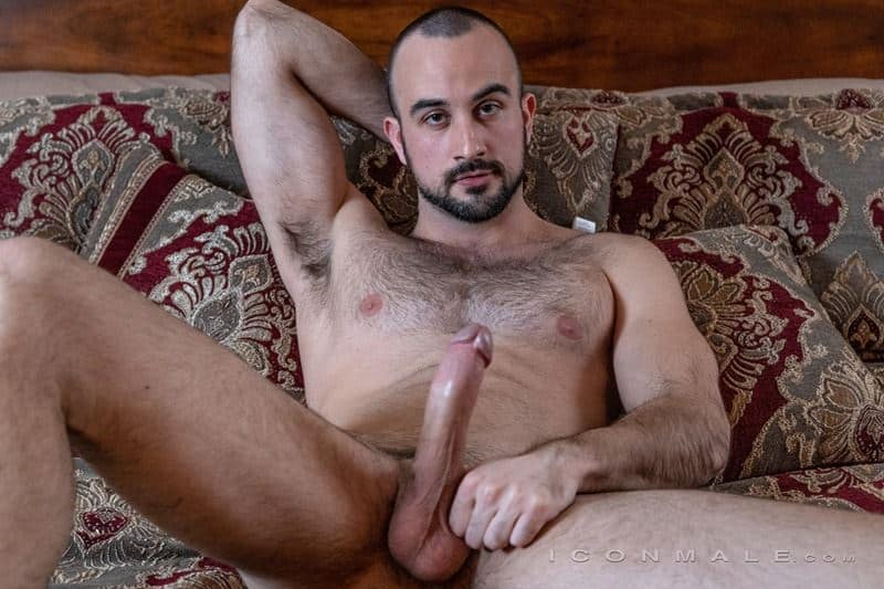 Hairy muscle dudes Mason Lear Ricky Larkin big thick dick anal fucking 007 gay porn pics - Hairy muscle dudes Mason Lear and Ricky Larkin big thick dick anal fucking