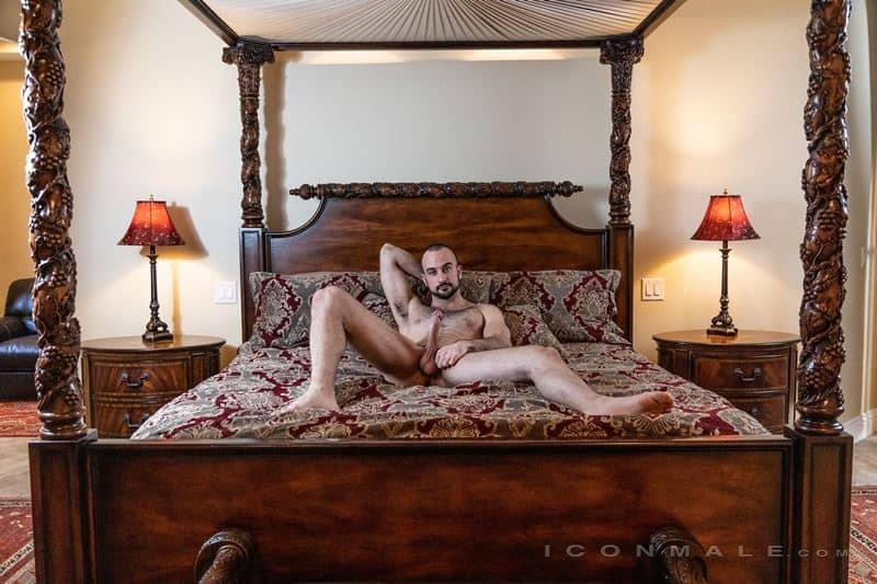 Hairy muscle dudes Mason Lear Ricky Larkin big thick dick anal fucking 008 gay porn pics - Hairy muscle dudes Mason Lear and Ricky Larkin big thick dick anal fucking