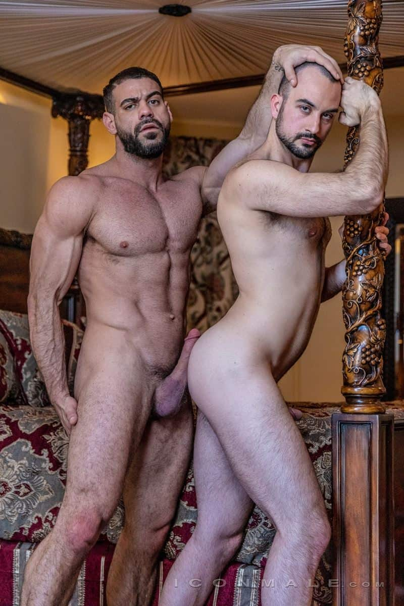 Hairy muscle dudes Mason Lear Ricky Larkin big thick dick anal fucking 010 gay porn pics - Hairy muscle dudes Mason Lear and Ricky Larkin big thick dick anal fucking