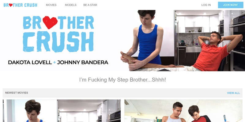 Brother Crush Site Review MyGayPornList 001 gay porn pics - Say Uncle – Gay Porn Site Review