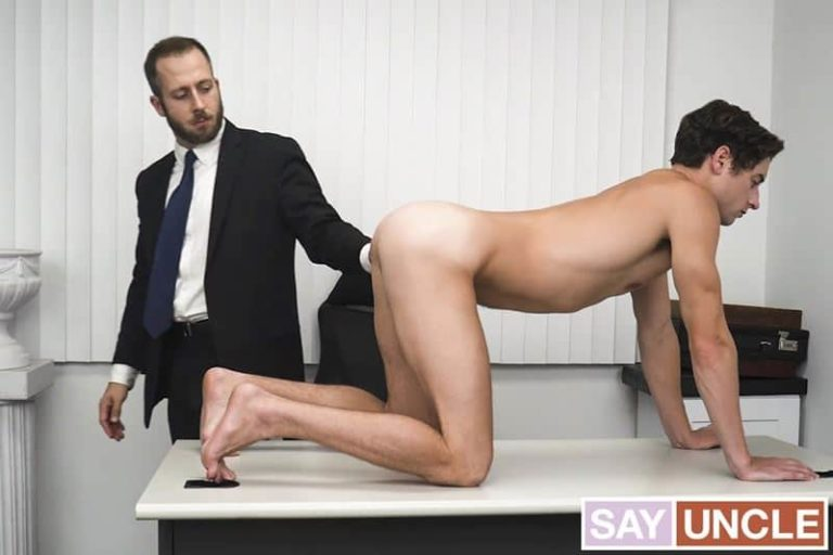President Lewis hot asshole bareback fucked young Elder Taylor Reign huge thick dick 001 gay porn pics 768x512 - President Lewis's hot asshole bareback fucked by young Elder Taylor Reign's huge thick dick