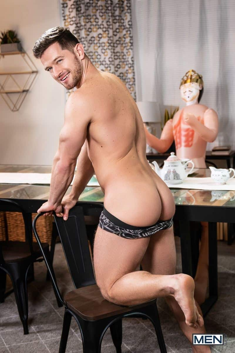 Sexy young muscle stud Johnny Donovan hot bare asshole bareback fucked Reese Rideout huge erect dick 011 gay porn pics - Sexy young muscle stud Johnny Donovan's hot bare asshole bareback fucked by Reese Rideout's huge erect dick