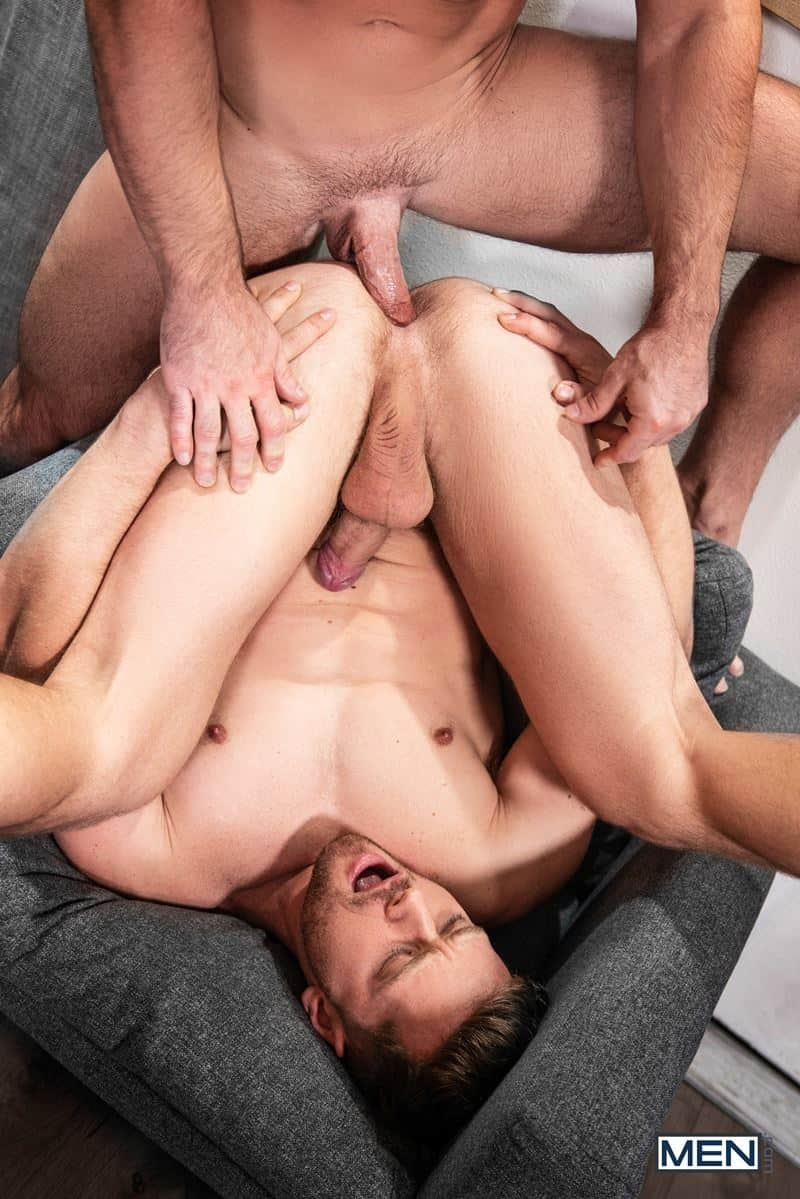 Sexy young muscle stud Johnny Donovan hot bare asshole bareback fucked Reese Rideout huge erect dick 020 gay porn pics - Sexy young muscle stud Johnny Donovan's hot bare asshole bareback fucked by Reese Rideout's huge erect dick