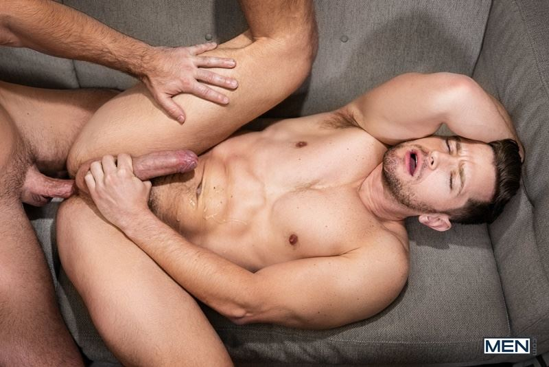 Sexy young muscle stud Johnny Donovan hot bare asshole bareback fucked Reese Rideout huge erect dick 025 gay porn pics - Sexy young muscle stud Johnny Donovan's hot bare asshole bareback fucked by Reese Rideout's huge erect dick