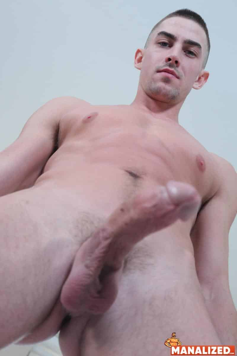 Manalized sexy young studs Jack Hunter Michael Del Ray flip flop bareback anal fucking 7 gay porn image - Manalized sexy young studs Jack Hunter and Michael Del Ray flip flop bareback anal fucking