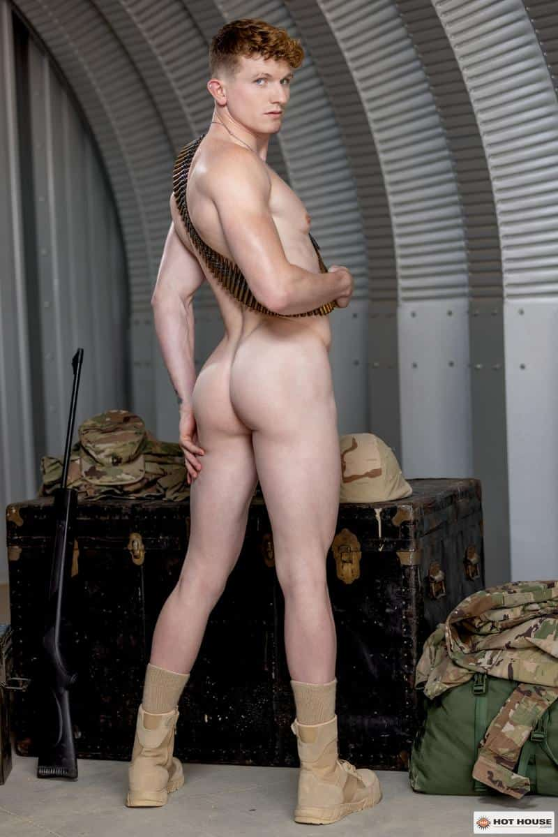 Sexy military muscle dude Max Konnor huge black dick fucking young private Max Lorde Hot House 5 gay porn image - Sexy military muscle dude Max Konnor's huge black dick fucking young private Max Lorde at Hot House