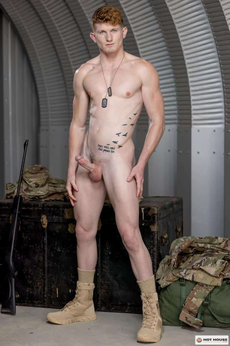 Sexy military muscle dude Max Konnor huge black dick fucking young private Max Lorde Hot House 6 gay porn image - Sexy military muscle dude Max Konnor's huge black dick fucking young private Max Lorde at Hot House