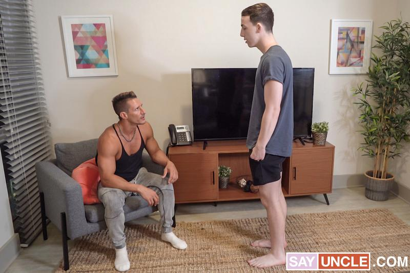 Family Dick young hot step son Troye Jacobs bare asshole raw fucked dad Jax Thirio huge cock 1 gay porn image - Family Dick young hot step-son Troye Jacobs's bare asshole raw fucked by dad Jax Thirio's huge cock