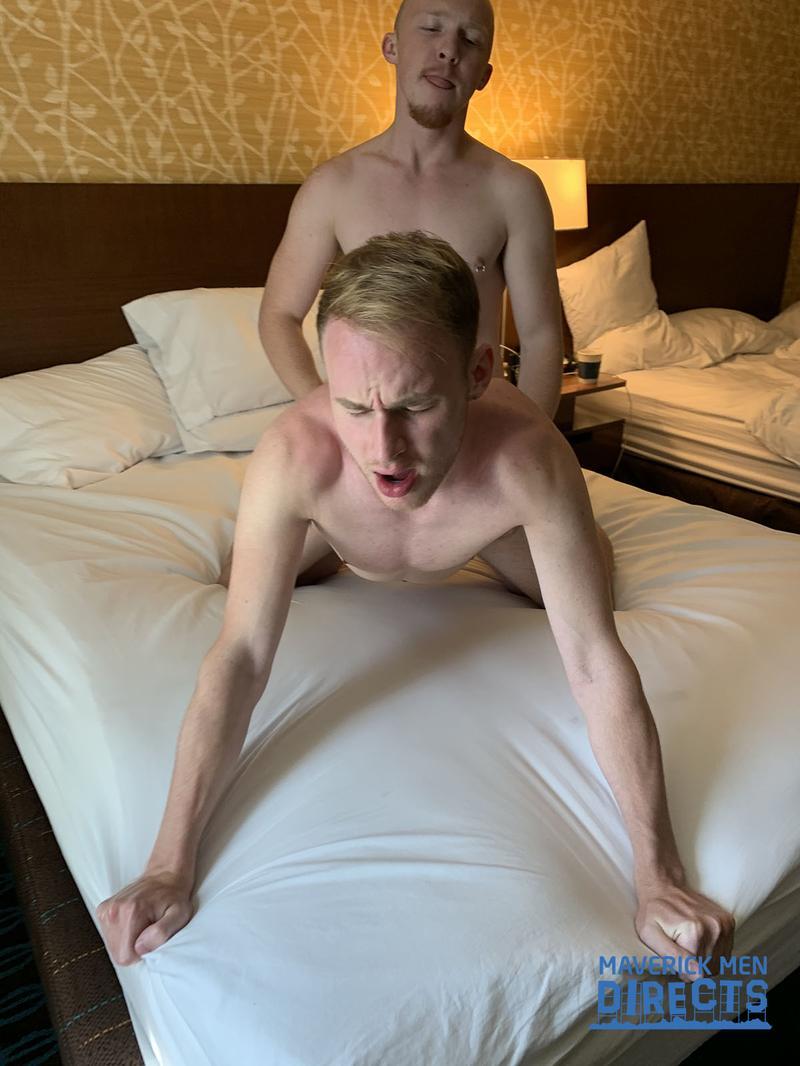 Seeding a young blonde stud explosive bareback anal breeding Maverick Men Directs 10 gay porn image - Seeding a young blonde stud explosive bareback anal breeding at Maverick Men Directs