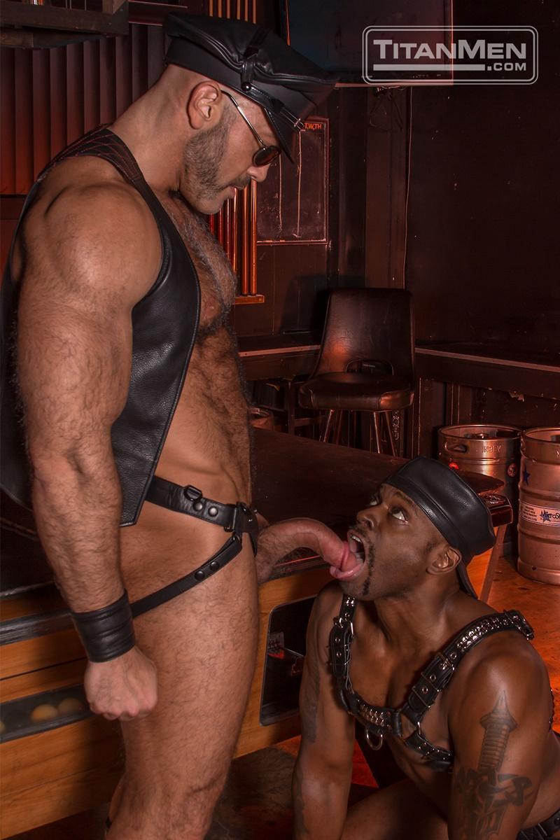 Sexy ebony stud Diesel Washington huge black dick fucking muscle hunk Jesse Jackman Titan Men 13 gay porn image - Sexy ebony stud Diesel Washington's huge black dick fucking muscle hunk Jesse Jackman at Titan Men